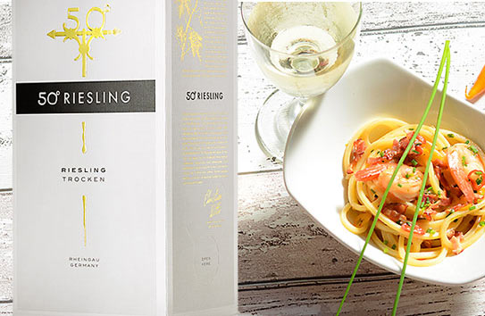 50° Riesling's Content Marketing